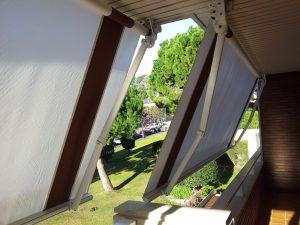 toldos para balcón